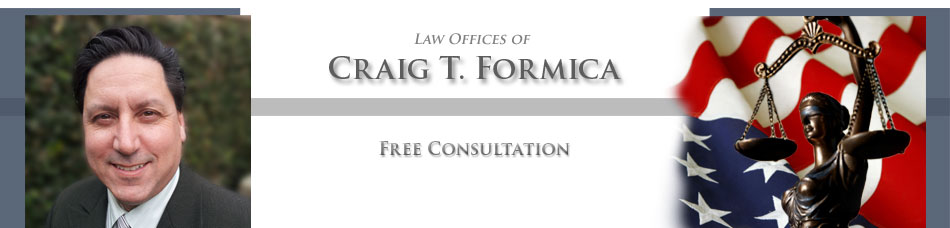 Craig T. Formica, Personal Injury Attorney